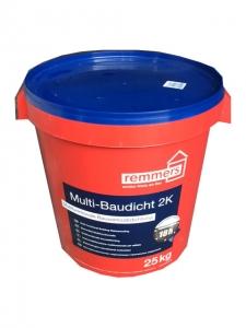 Remmers Multi Baudicht 2K, Multifuntionale Bauwerksabdichtung