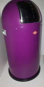 Wesco Pushboy 50 L brombeer