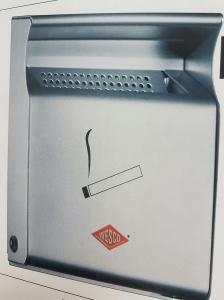 Wesco Wandascher 395001-11 Smoker