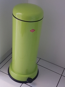 Wesco Big Baseboy limegreen / grün 30 L