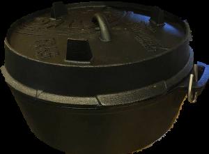 Feuertopf - Dutch Oven ft4,5 von Petromax
