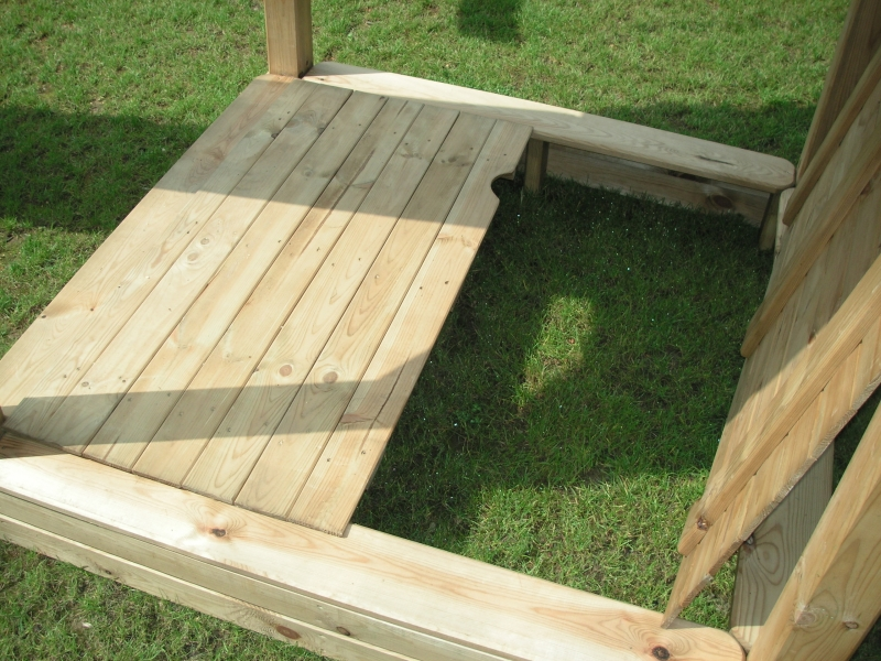 spielturm mit rutsche modell mara iii kletterturm. Black Bedroom Furniture Sets. Home Design Ideas