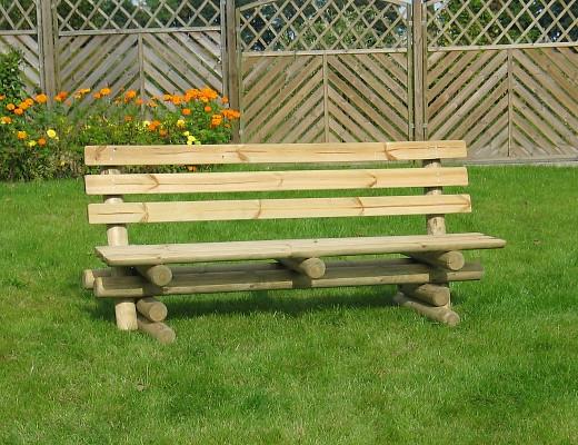 Willhaben Gartenmobel Holz : Holzbank Bank Sitzbank Rundholzbank Tisch Gartenmöbel Mit Pictures to