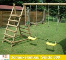 Schaukelanbau Guido 300 aus imprägniertem Kiefernholz