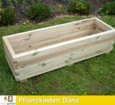 Pflanzkasten aus imprägniertem Kiefernholz Modell DANA