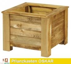 Pflanzkasten Oskar aus imprägniertem Kiefernholz