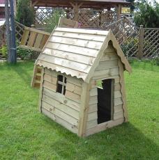 Kinderspielhaus kleine Windmühle