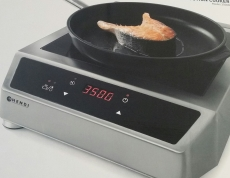 Hendi 239711 Induktionskocher 3500 D digital Induction