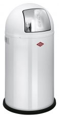Wesco Pushboy 50 L weiss