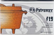 Petromax Feuertopf - Dutch Oven ft9 mit Standfüßen