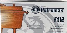 Feuertopf - Dutch Oven ft12 mit Standfüßen von Petromax