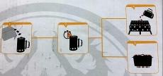 Briketts - cabix plus für Feuertöpfe - Dutch Oven von Petromax