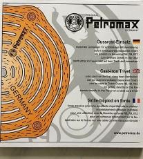 Petromax Gussrost - Einsatz für Feuertöpfe ft6, ft9 und ft12