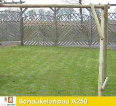 Schaukelanbau A250 aus imprägniertem Kiefernholz